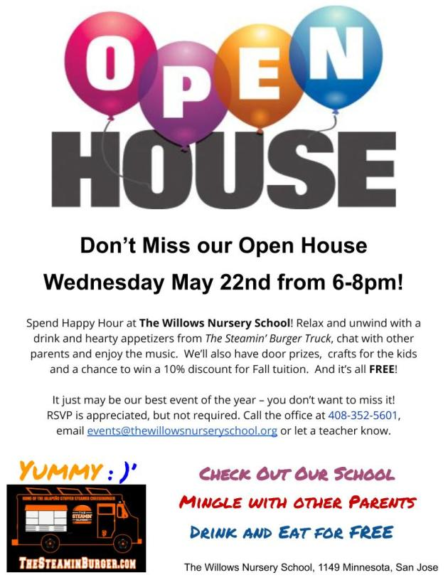 Open House updated